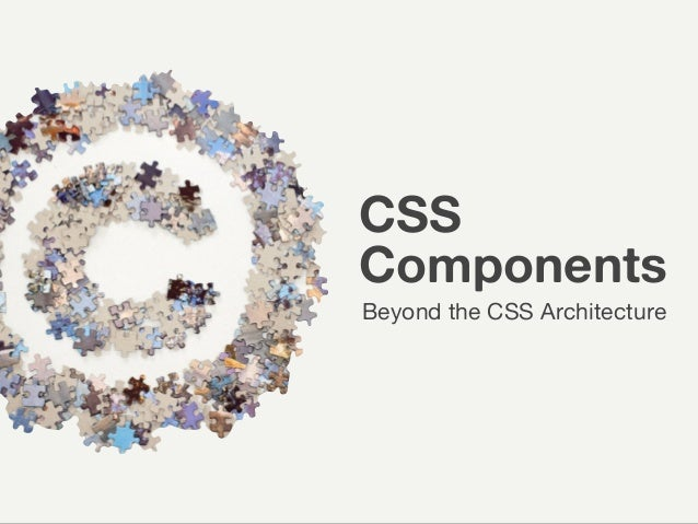 CSS Components