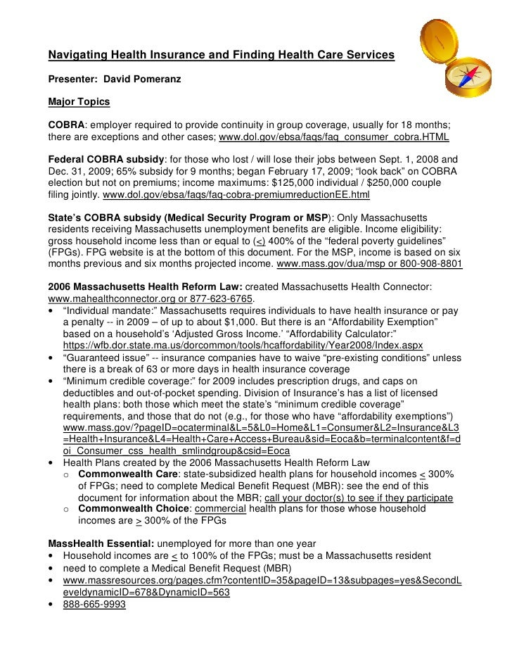 insurance handout Time of hire pamphlet this pamphlet, or a similar one that has been approved by the administrative director, must be given to all newly hired employees in.