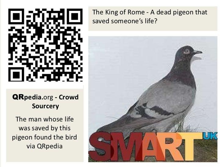SmartUK QRpedia