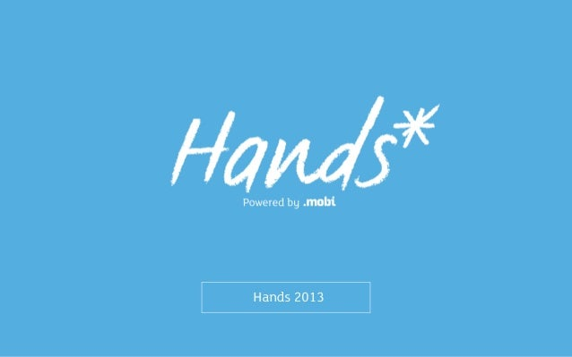 Hands 2013 Powered by