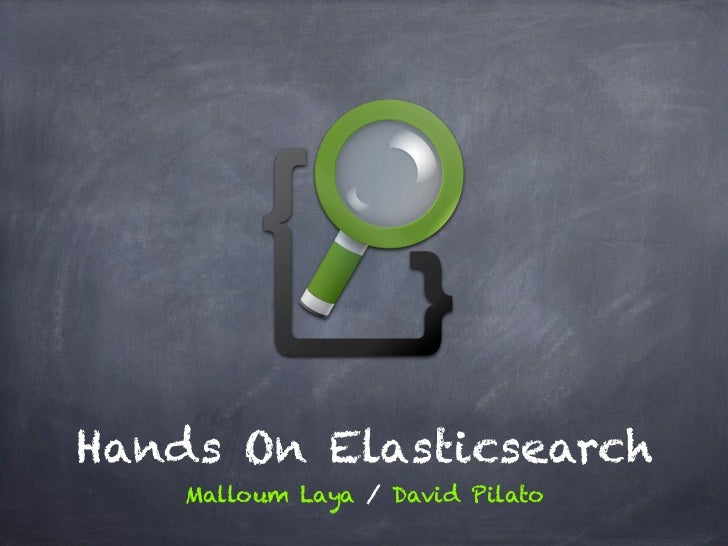 Hands on lab Elasticsearch