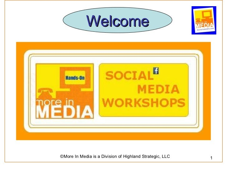 Hands on social media powerpoint facebook 101 for slideshare