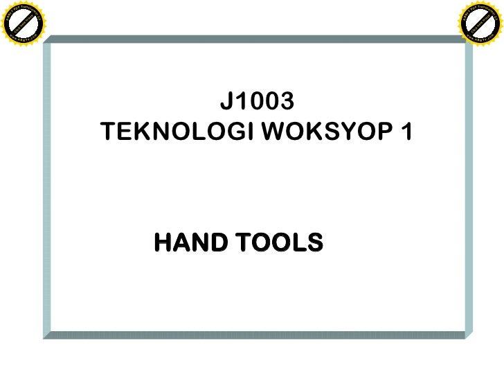 Hands Tool