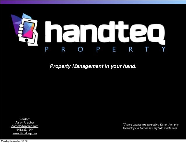 P       R     O      P     E       R           T            Y                                Property Management in your h...
