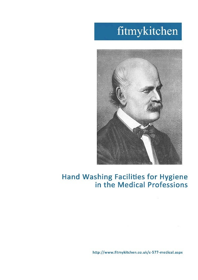 Hand Washing Facilities for Hygiene in the Medical Profession Ignaz Philipp Semmelweis was a Hungarian doctor and an early...