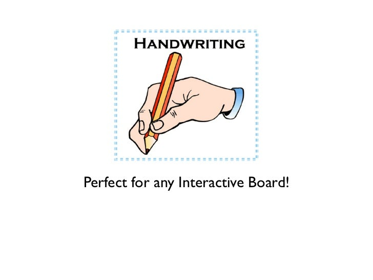 Perfect for any Interactive Board!