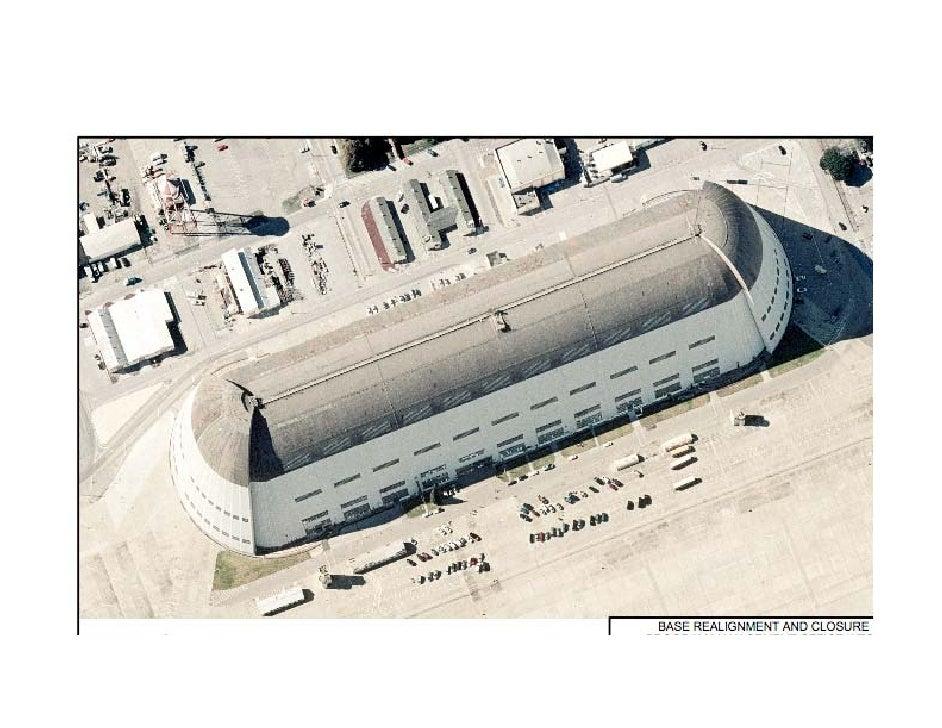 Moffett RAB Hangar One Subcommittee Report: Cork Room