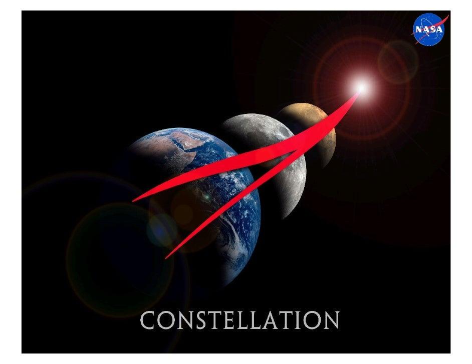 Constellation Program                                                               Program Manager                       ...