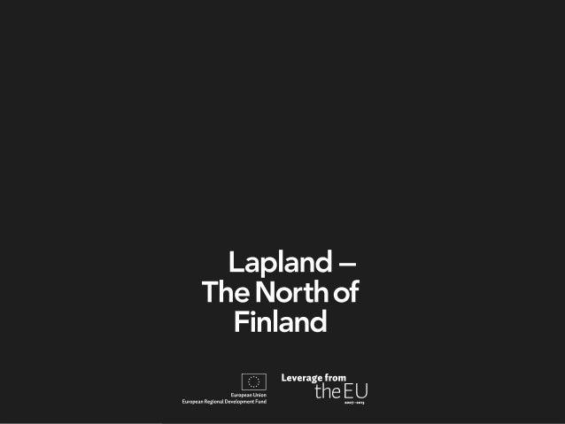 Valkoinen logo mustalla pohjalla + EU-logot mukaan