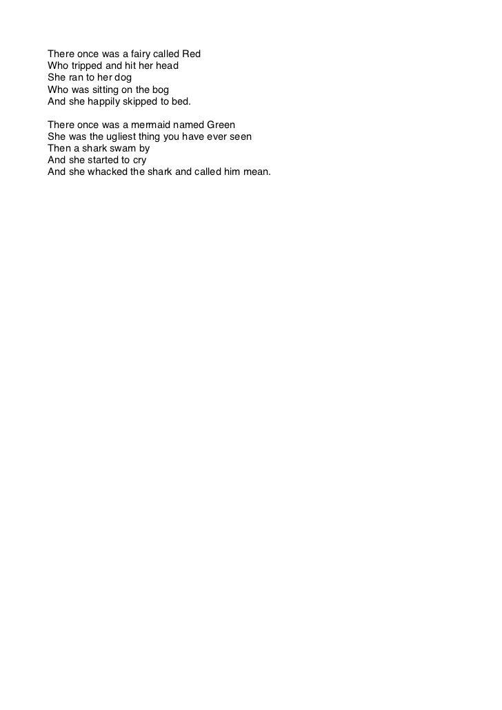 Hannah 2 poems