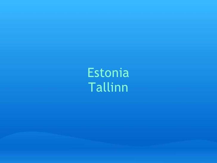 EstoniaTallinn