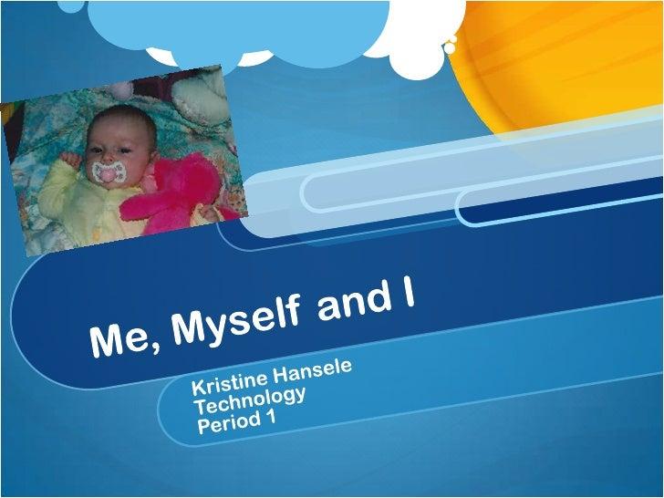 Hansele Autobiography powerpoint