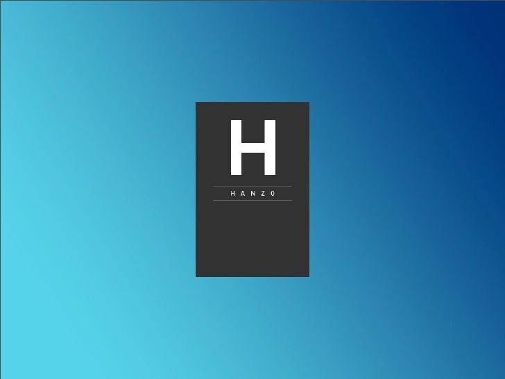 Hola.Hanzo
