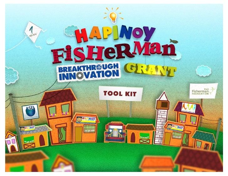 Hapinoy-Fisherman Breakthrough Innovation Grant