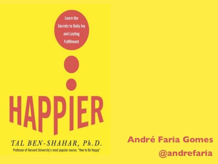 André Faria Gomes      @andrefaria