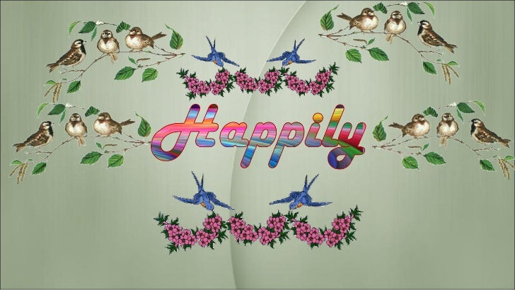 Happily   Birds