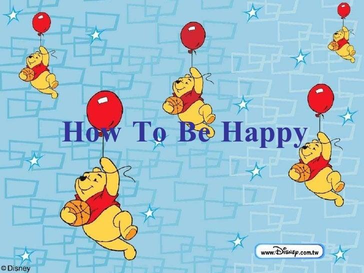 Happiness 1  Pooh!!!
