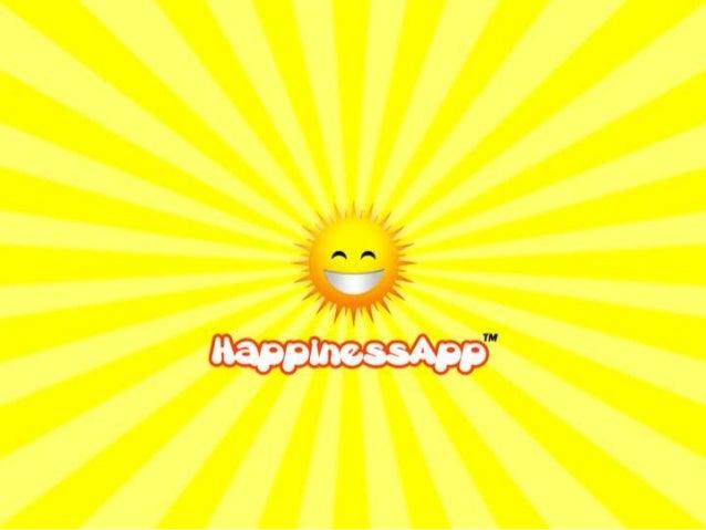 Happiness app