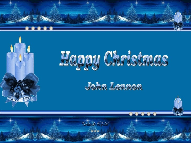 Happy Christmas John Lennon