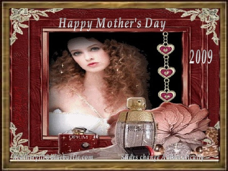 Happy Mothers Day 2009
