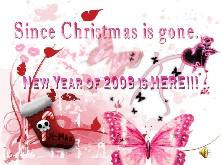 New Year of 2008 is HERE!!!