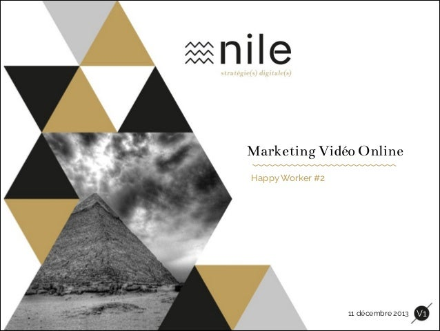 Marketing Vidéo Online Happy Worker #2  11 décembre 2013  V1