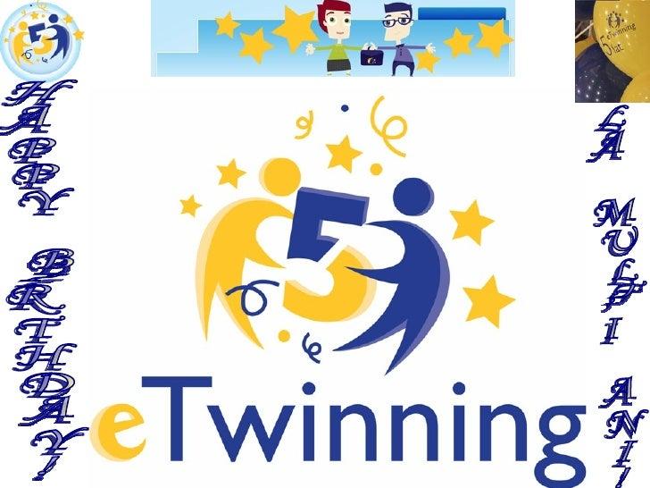 Happy birthday, e-Twinning!