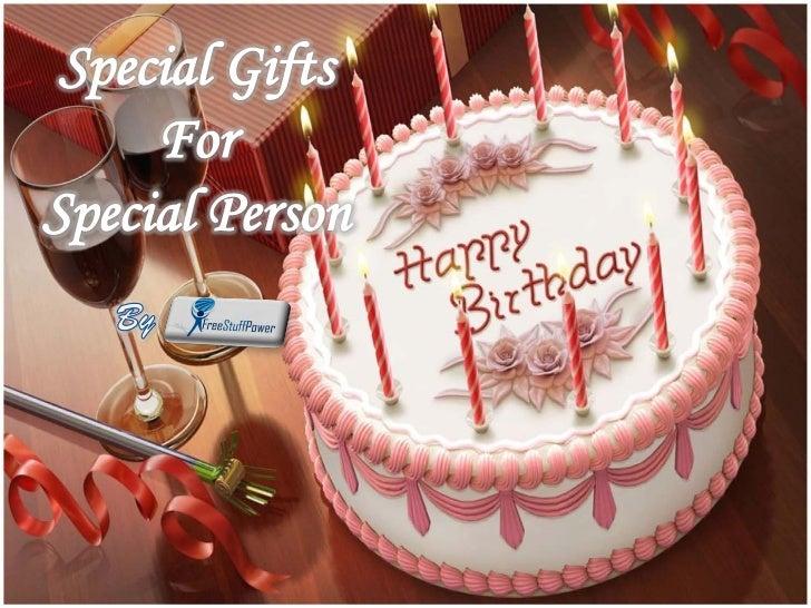 Happy Birthday Free Gift