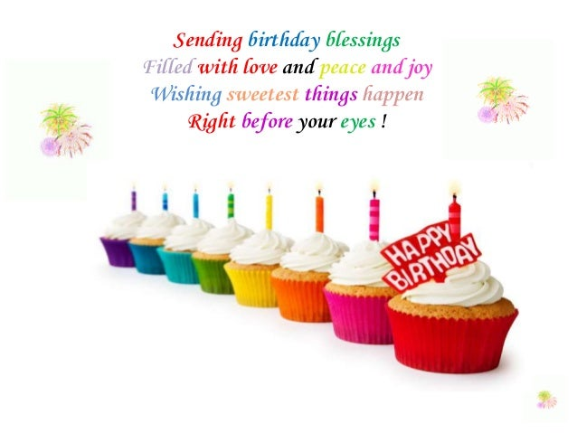 Happy Birthday Christian Quotes Adorable Happy Birthday Quotes Special Greetings From The Heart  Love Quotes