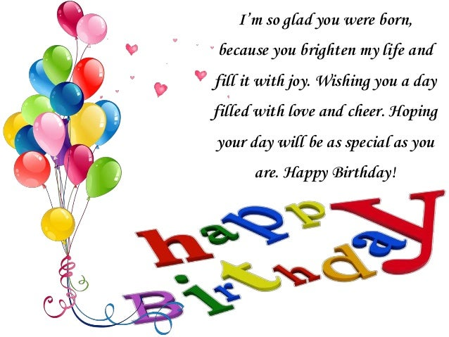 Happy Birthday Quotes And Wishes Happy Birthday Wishes For 9 Years