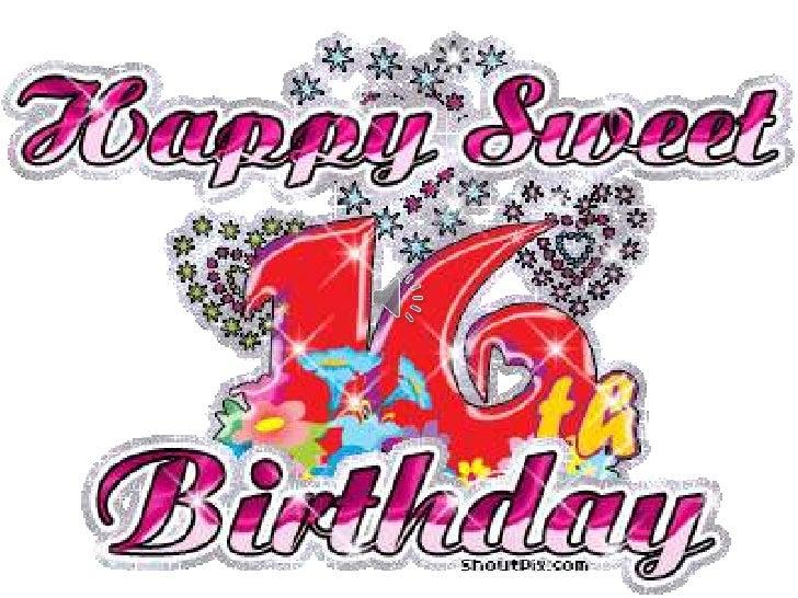 Happy birthday sierra