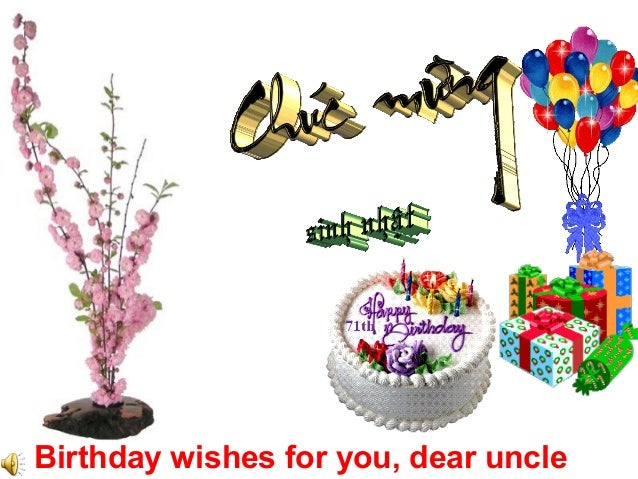 Birthday Wishes For Uncle Health ~ Happy birthday to my uncle