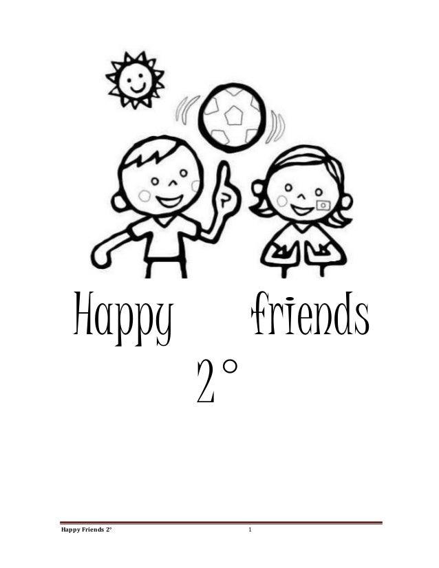 Happy  friends  2° pdf