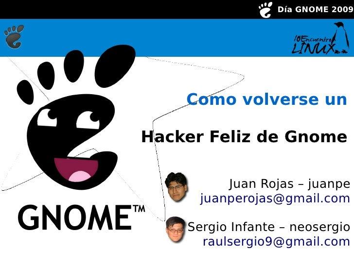 Happy Hacker Gnome