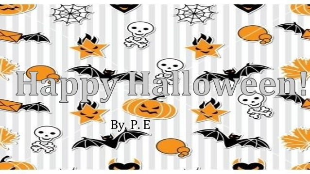 Happy halloween!  phoebe