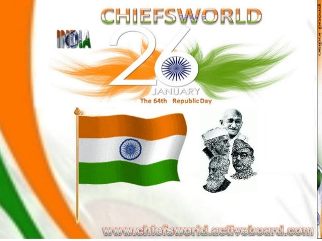 64th indian republic day 2013