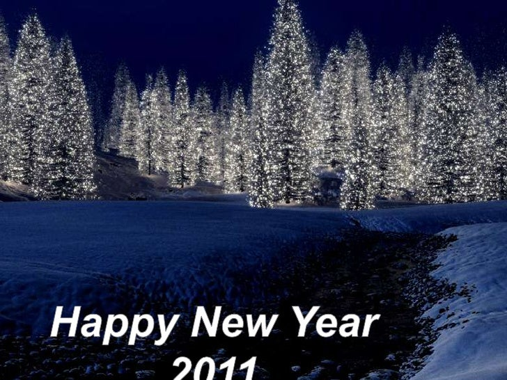 Happy New Year 2011<br />