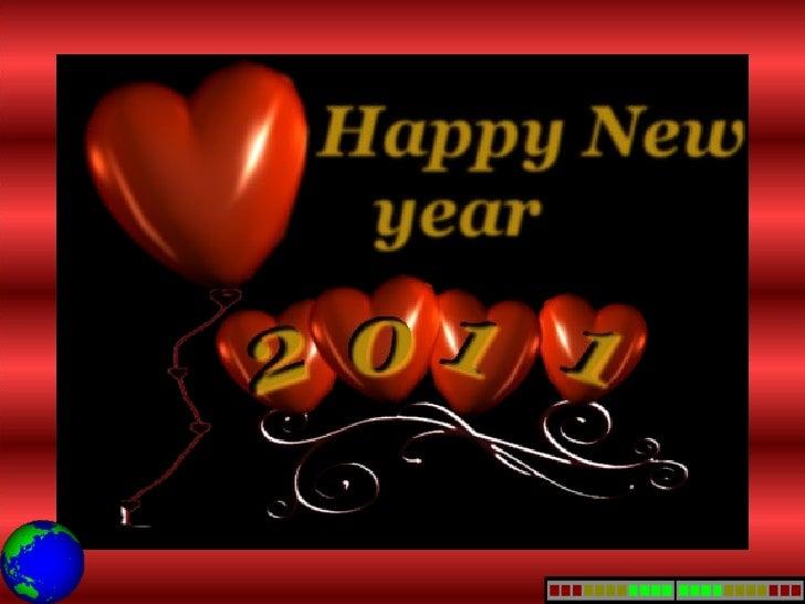 Happy New Year 2011 !