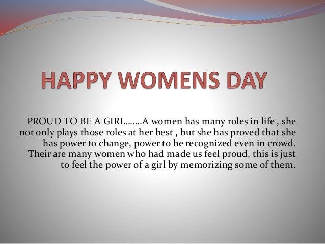 Original  Download International Women39s Day PowerPoint Backgrounds  PPT Garden