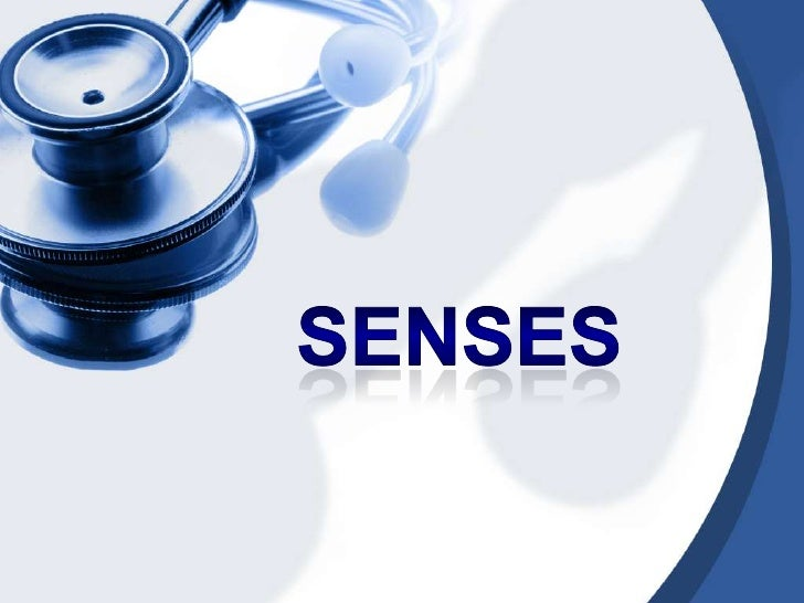 • Senses are the physiological capacities  within organisms that provide inputs for perception.• Human beings have a multi...