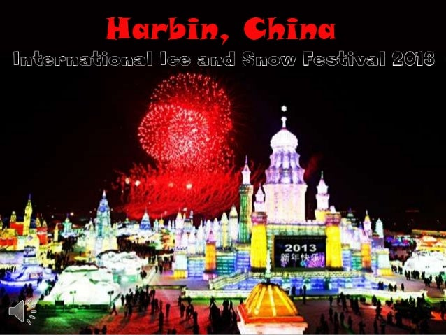 Harbin. international ice and snow festival 2013 (v.m.)