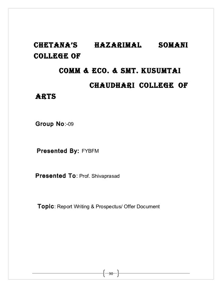 CHETANA'S              HAZARIMAL                  SOMANICOLLEGE OF        COMM & ECO. & SMT. KUSUMTAI                     ...