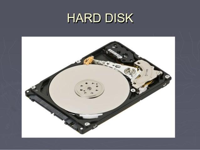 Hard disk David Ilic