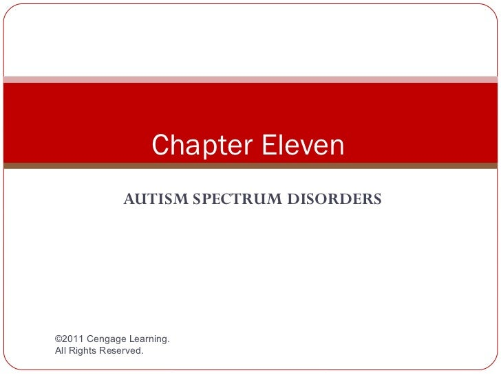 Human Exceptionality Chapter 11