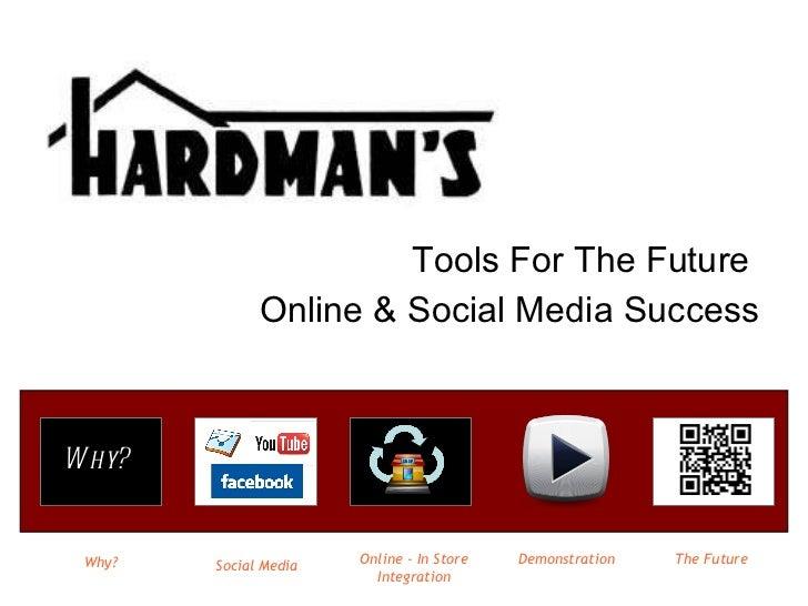 Hardmans socialmediapres
