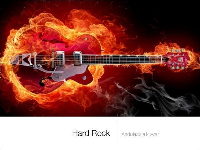 Hard Rock  Abdulaziz alkuwari