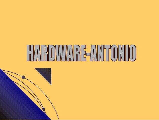 1.1.- Sistemas analógicos y digitales.1.2.- Definición de ordenador personal1.3.- Definición de hardware y software1.4.- S...