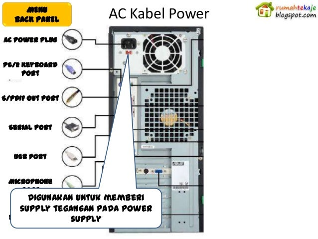 Port Kabel Power ac Kabel Power ac Power Plug