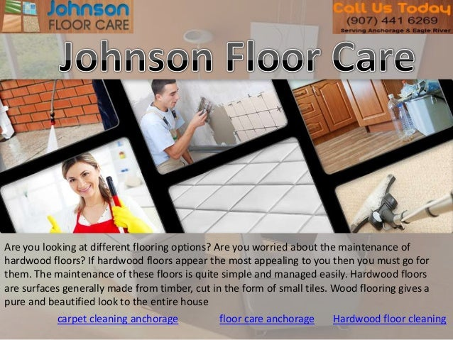 carpet cleaning anchorage floor care anchorage Are you looking at different flooring options? Are you worried about the ma...