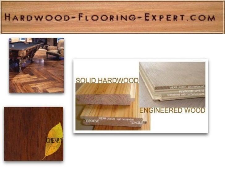 Hardwood floor designs
